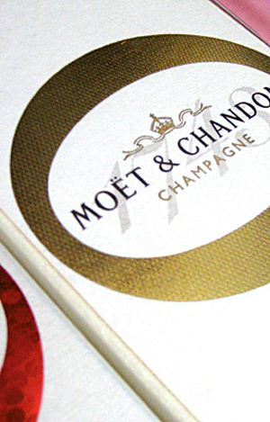 MOËT & CHANDON, PACKAGING