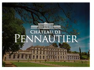 CHATEAU DE PENNAUTIER, IDENTITE VISUELLE
