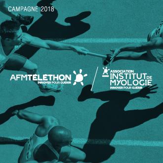 AFM TÉLÉTHON_CAMPAGNE GRANDS DONATEURS ISF_2018