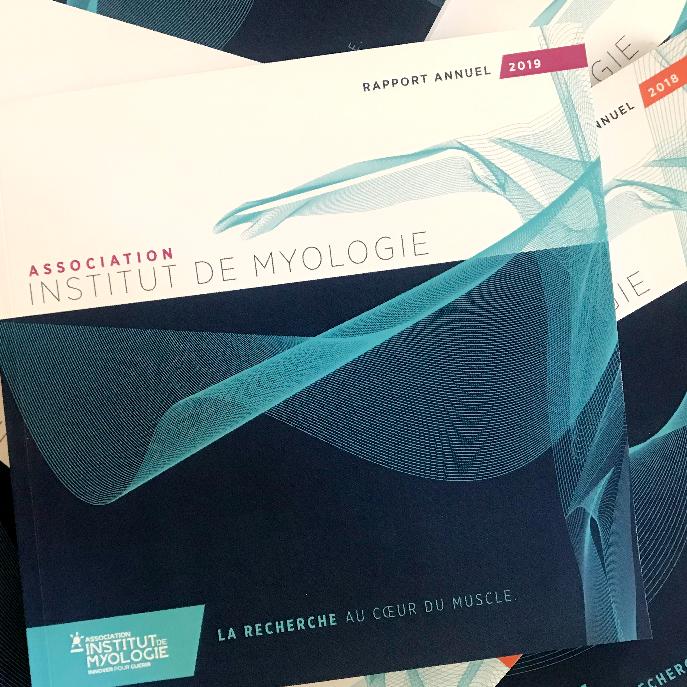 RAPPORT ANNUEL AIM (Association Institut de Myologie)